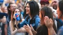 Kendall Jenner Slammed For Their Pepsi Advertisement By Fans