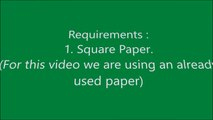 How to make origami paper boat (2D) - 2 _ Origami _ Paper Folding Craft Videos & Tutorials.-OgWjW7I--