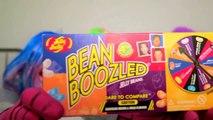 Spiderman vs Frozen Elsa vs Joker Squad! Jelly Bean Boozled! - Funny Superheroes-hH