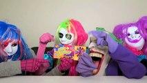 Spiderman vs Frozen Elsa vs Joker Squad! Jelly Bean Boozled! - Funny Superheroes-hHtMm6a