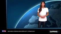 Tatiana Silva : La première météo de la remplaçante de Catherine Laborde
