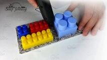 How To Make LEGO SOAP! DIY Glycerin Soap Tutorial-QNq