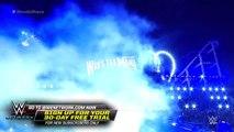 The Undertaker makes perhaps his final WrestleMania entrance- WrestleMania 33 (WWE Network)