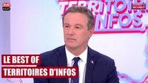 Invité : Nicolas Dupont-Aignan - Territoires d'infos - Le best of (06/04/2017)