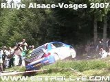 rally alsace voges 2007