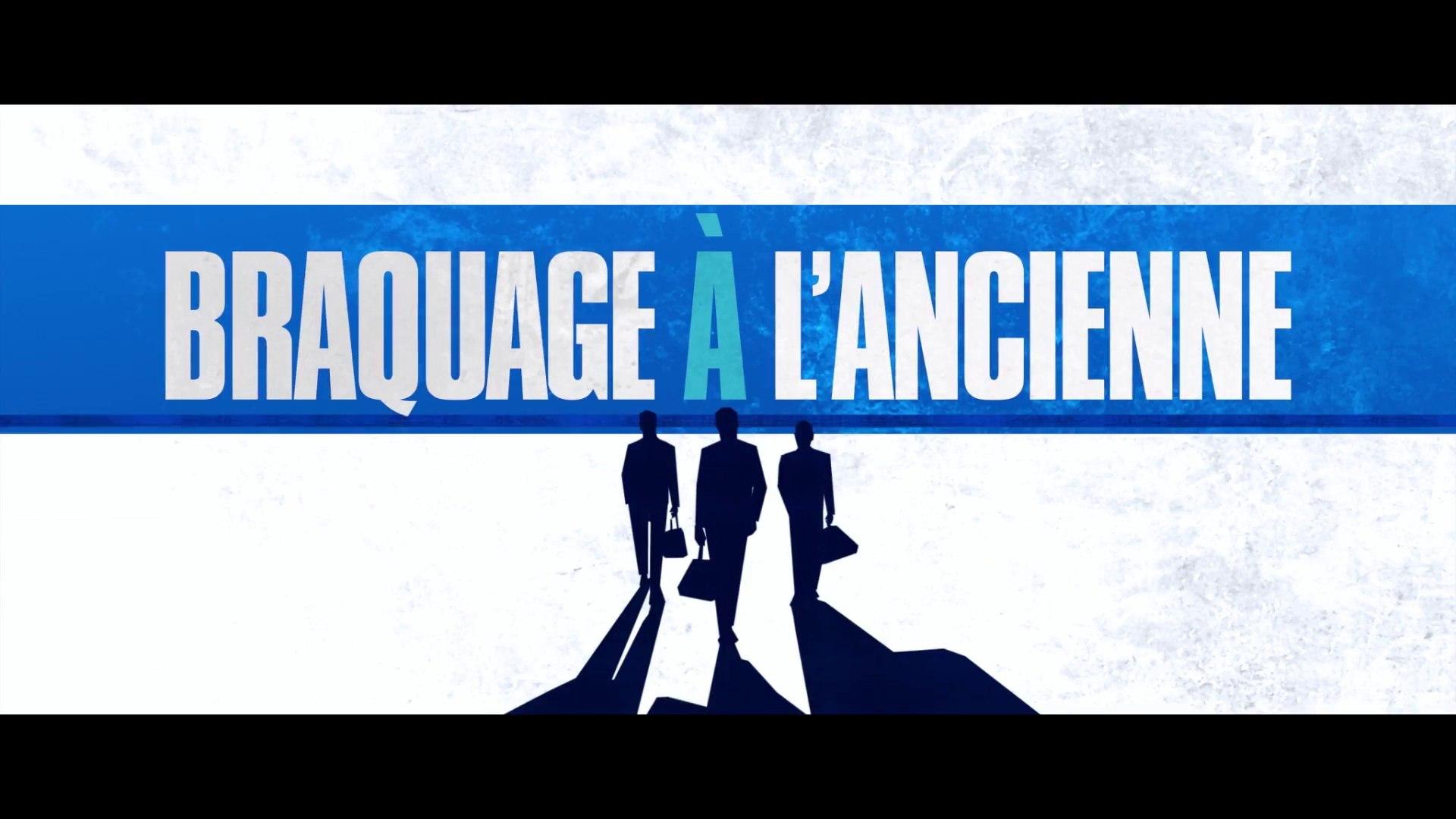 Braquage à l'Ancienne - Spot Officiel (VF) - Morgan Freeman  Michael Caine [Full HD,1920x1080]
