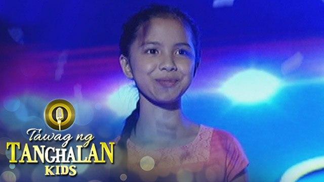Tawag ng Tanghalan Kids: Shaina Mae Allaga continues her victory!