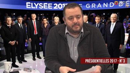 LLP commente le débat présidentiel