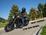 Test Honda CMX 500 Rebel
