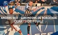 Angers SCO - Girondins de Bordeaux (2-1), le résumé