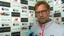 LFC v Bournemouth - Post Games Interviews
