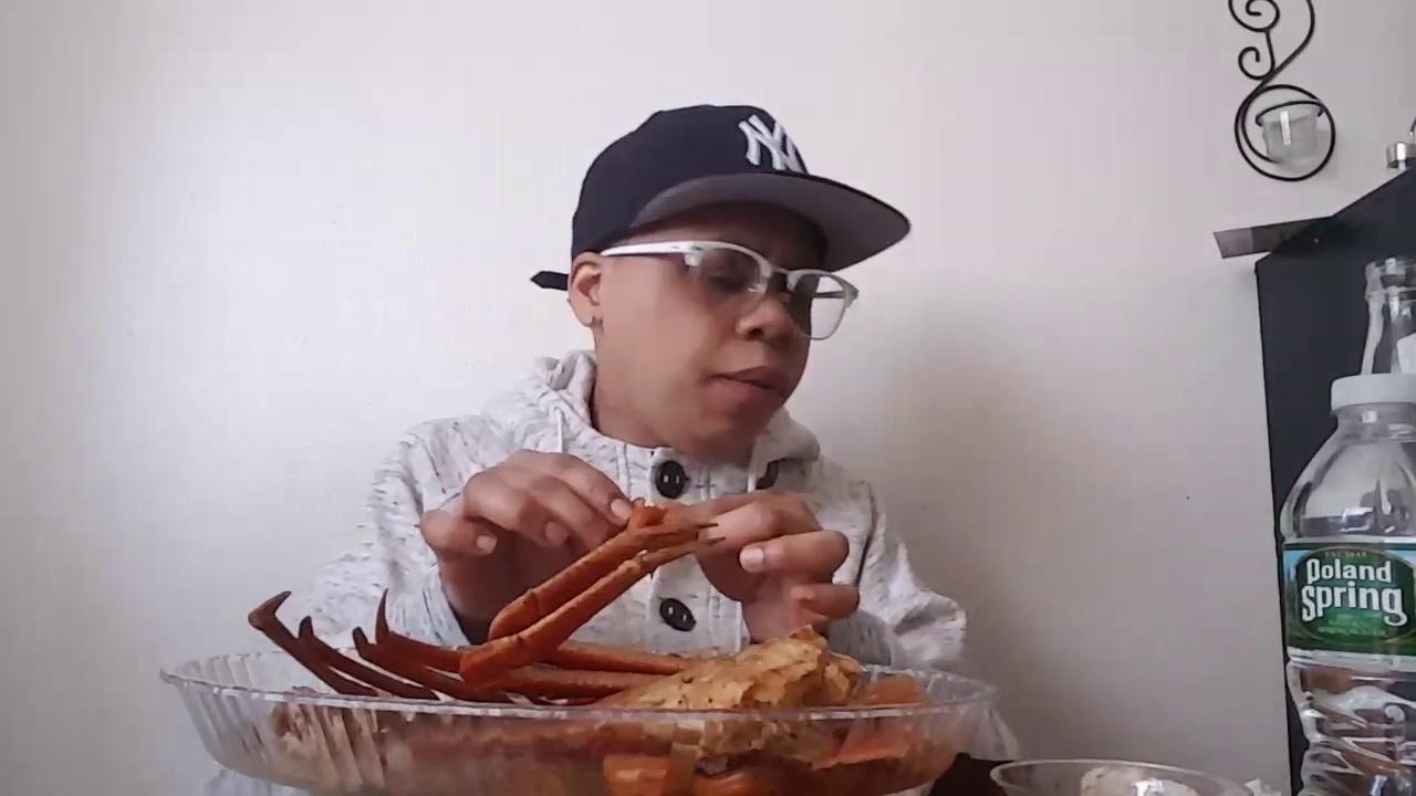 Crabs& Shrimps(Mukbang)-sMne