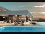 600 000 Euros ? Gagner en soleil Espagne : Une villa moderne piscine : Dénicher les bonnes idées