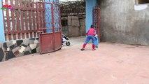 Frozen Elsa Spiderman  JOKER kidnap Police fake,Toy Cars & Police Arrest! w_ Superheroes Kids Fun-Y1T3