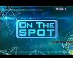 Penampakan Misterius Diduga Penampakan Hantu Terjadi di Jalan Raya - On The Spot