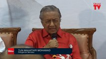 Kalau rakyat nak Anwar, siapa saya nak tahan rakyat_ Tun M