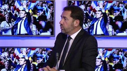 Droit d'accès -spécial présidentielle : Christophe Castaner pour Emmanuel Macron