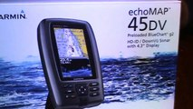 In  with Garmin 45DV out with Lowrance elite 4 DSI-U7AnyU70