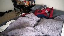 Spiderman vs Zombie Spiderman   Orbeez Bath Time SuperHero fun in Real life!  ) - YouT