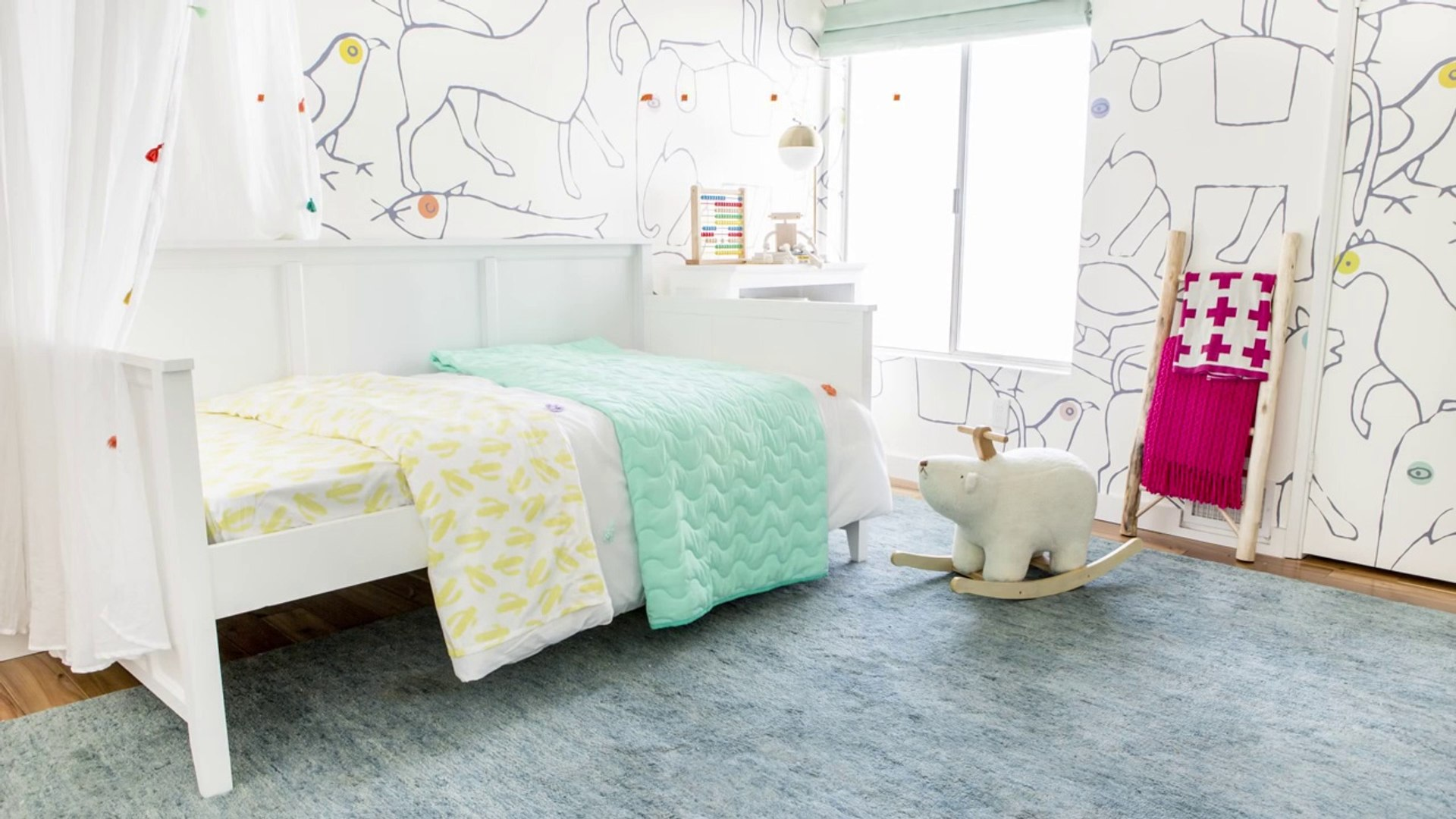 How To Style A Kid's Daybed-7u05Sq