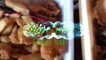 B.B.Q _ SWAMP FRIES_ POPCORN SHRIMP_MUKBANG _ EATING SHOW-7tdY