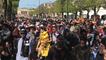 Carnaval étudiant : l'avenue Albert Sorel est noire de monde