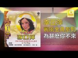 李亞萍 Li Ya Ping - 為甚麽你不來 Wei Shen Me Ni Bu Lai (Original Music Audio)
