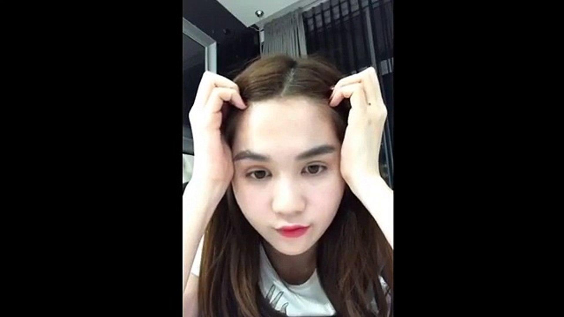 Ngọc Trinh live stream cởi đồ lộ hàng | Nữ hoàng nội y | Gái xinh