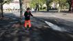 Carnaval étudiant : le nettoyage des rues a commencé