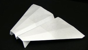 How to Make a Paper Airplane with Landing Gear-zm0S