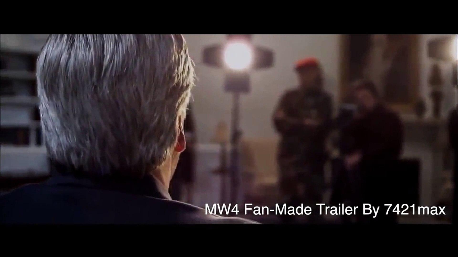 MW4 Fan-Made Trailer 2016 | MW4 Trailer 2016 (Modern Warfare 4 Trailer) COD 2016