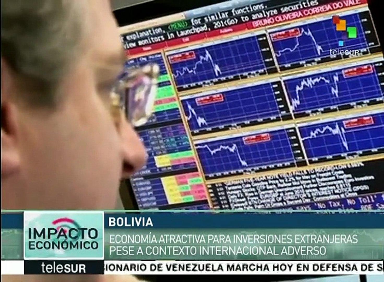 Bolivia emite bonos soberanos por mil mdd
