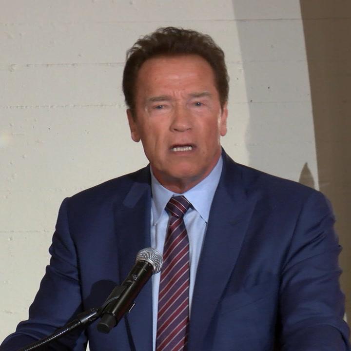 Schwarzenegger blasts Trump's education cuts