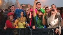Carnaval étudiant : les concerts battent leur plein au parc expo