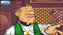 Mulher Confessando os Pecados ao Padre