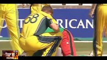 TOP 10 BRUTAL INJURIES IN CRICKET HISTORY   2016