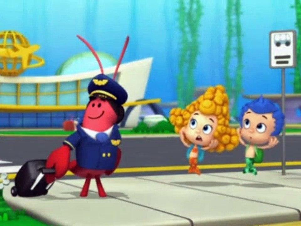 Bubble Guppies - S01E012 - Gup, Gup and Away!