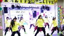 2 IM Zip 乃愛卒業LIVE「E.G.summer RIDER(E-girls)」「おどるポンポコリン」 高岡クルン 地下B1ステージ 2017/2/26
