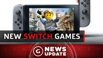 Four Nintendo Switch Games Arrive This Week - GS News Update