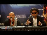Golovkin vs. Jacobs- THE FULL DANIEL JACOBS POST FIGHT PRESS CONFERENCE VIDEO