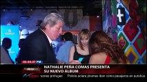 NATHALIE PEÑA COMAS PRESENTA SU NUEVO ÁLBUM.
