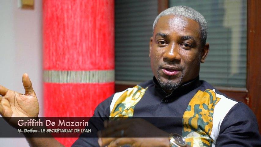 Interview GRIFFITH DE MAZARIN ZOBO / LE SECRÉTARIAT DE LYAH