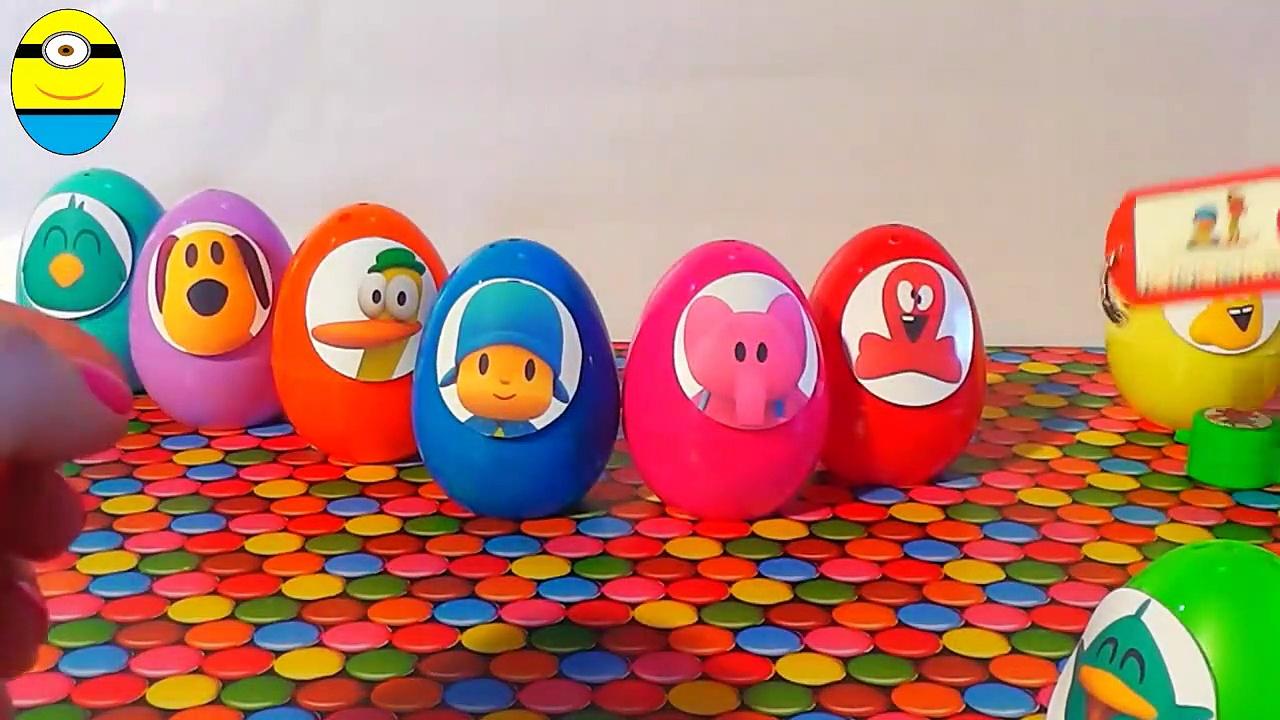 Surprise eggs unboxing toysnds eggs surprise toys huevos sor