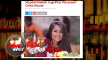 Hot Shot Seruuu: Chika Waode Gugat Cerai Suami - Hot Shot 07 April 2017