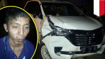Uber driver beat up, car vandalized by gang of violent taxi drivers
