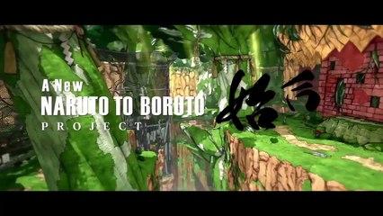 Official Trailer de Naruto to Boruto: Shinobi Striker