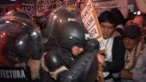 Grève nationale en Argentine: tensions à Buenos Aires