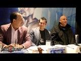 Carlos Cuadras vs. David Carmona - Cuadras' Full Los Angles Media Roundtable