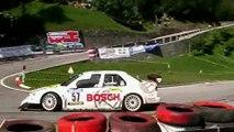 Alfa Romeo 155 V6 DTM com som à F1