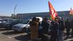 Une cinquantaine de salariés en grève aux Salaisons celtiques